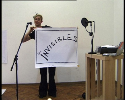 The Invisibles, video still, 2005