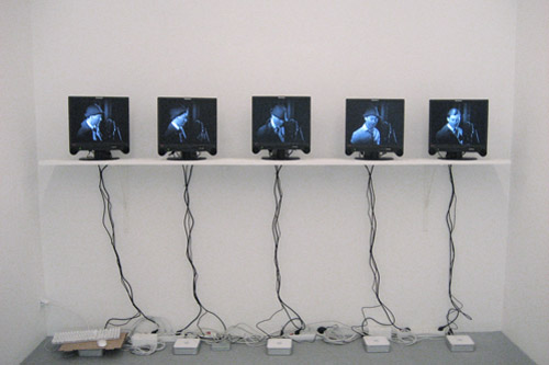 Everything is Connected, installtion view, 2007