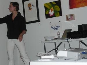 Artist Talk @ Goodchildren Gallery