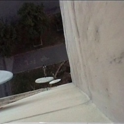 17 stories, video still, 2001