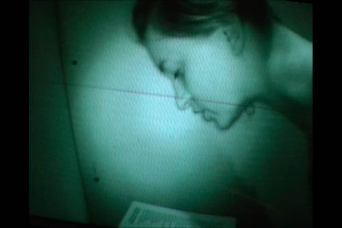 Travel in the Box II, 2009, video still