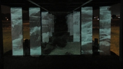 Recreation Flood, 2009, performance and installation view