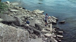 Recreation Flood, 2009, video still