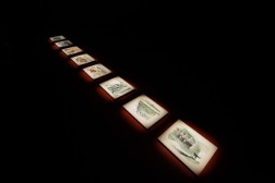08 zagreb installation view watercolors