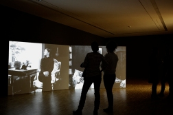 A Load from the Inside - installation view